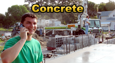 Main page slider Concrete Center Pic