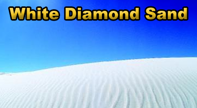 Main page slider White Diamond Sand Rt9