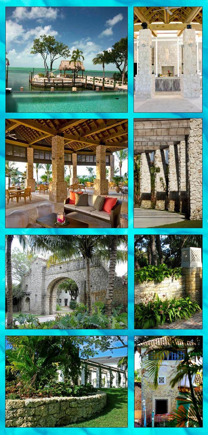 Florida Oolite Coral Stone
