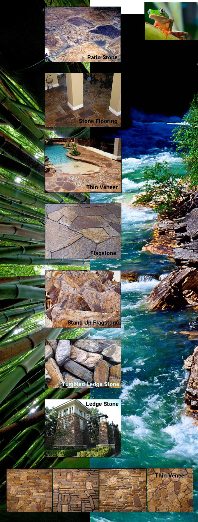 Meranti Stone