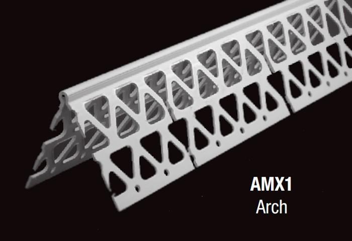 Stucco Arch Corner Bead
