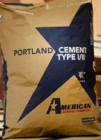 American Cement Portland Type I_II