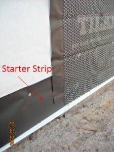 Stucco Lath Paper Starter Strips Carroll S Building Materials