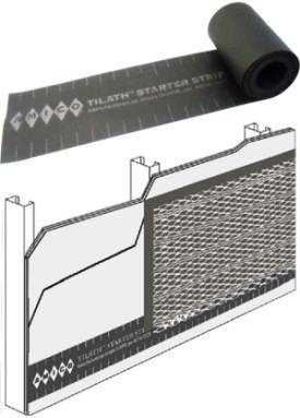 Stucco Lath Paper Starter Strip
