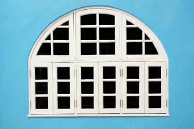 Stucco Vinyl Casing Bead window