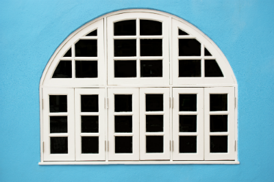 Stucco Vinyl Casing Bead window