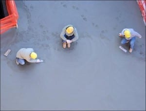 How to apply Tuf-Link Bonding Agent concrete finishing