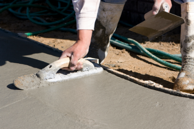 quickcrete finishing