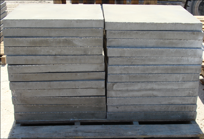 Concrete Slab For Ac : Precast concrete ac slabs carroll s building materials