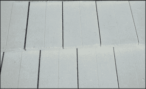 Duntex White Roof Tile