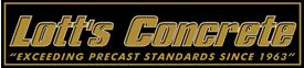 lott's concrete logo
