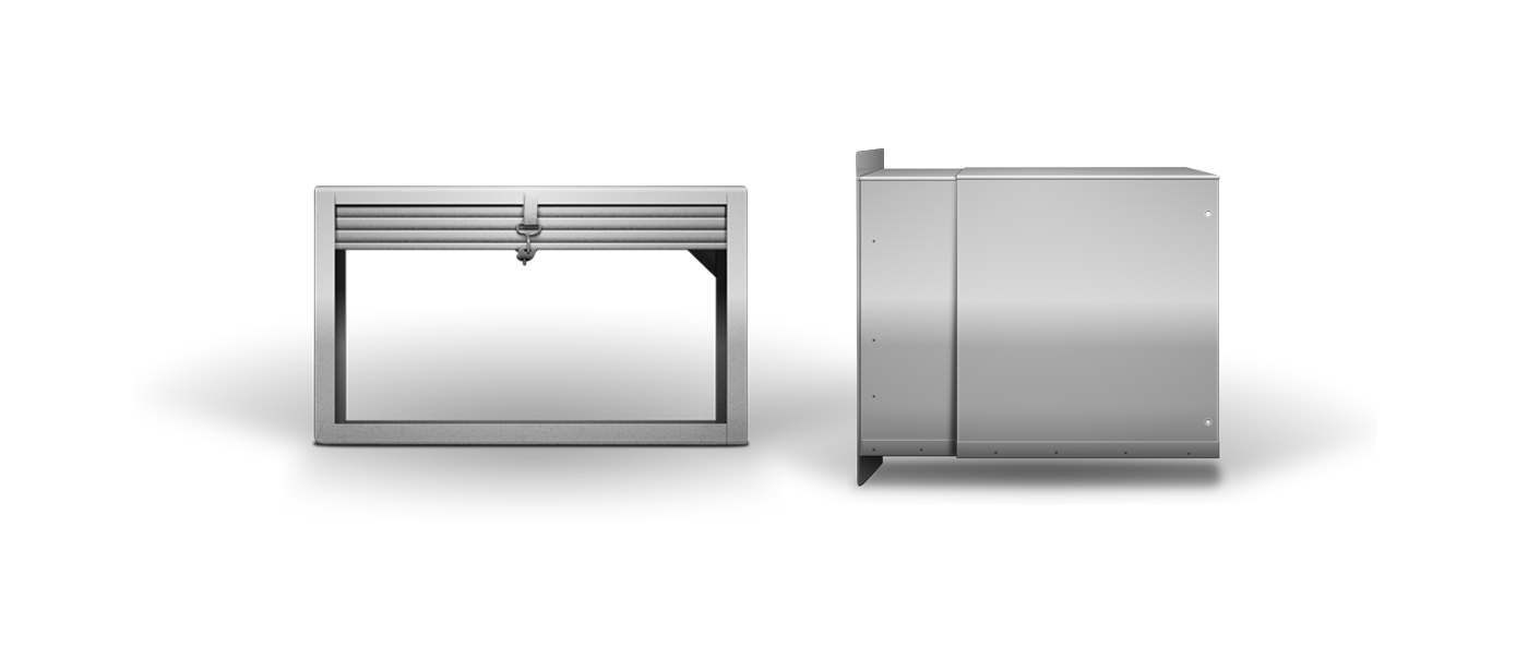 Smart Vent Trim & Sleeve Kits / Fire Dampers