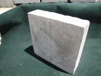 16 by 4 Solid concrete block