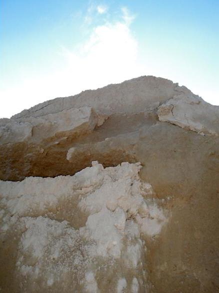 Fill Dirt sand