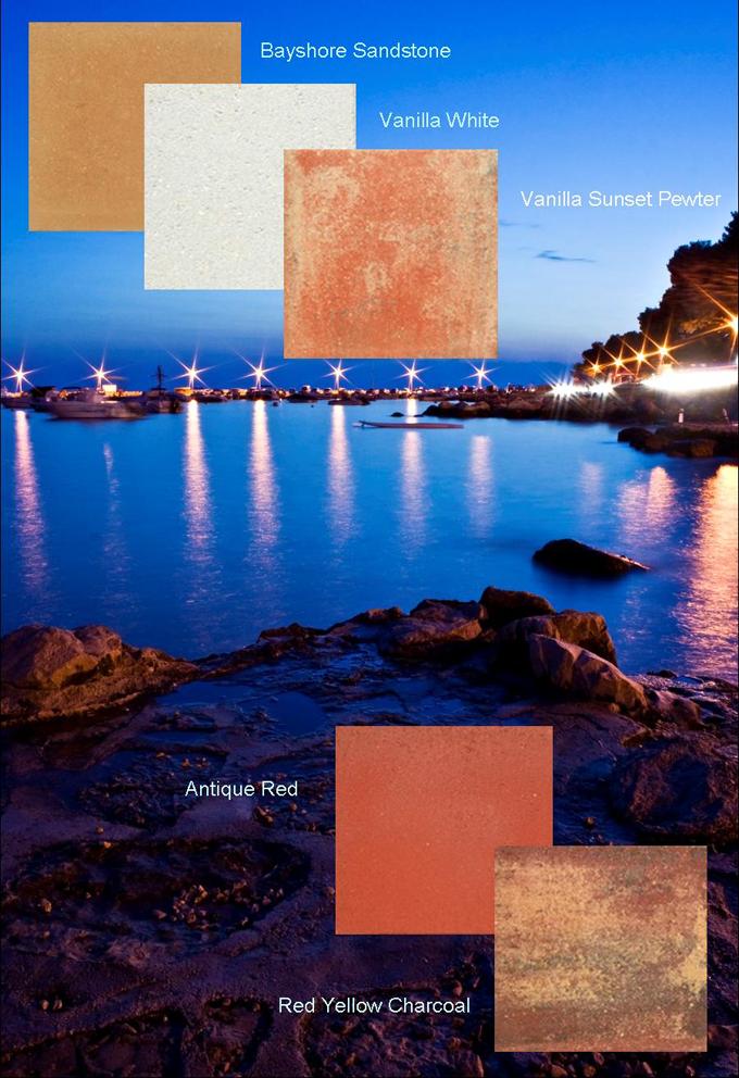 48 Inch Patio Table Cover: 18 Inch Patio Stone - Concrete Patio Stones