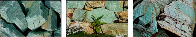 Caribbean Green Stone