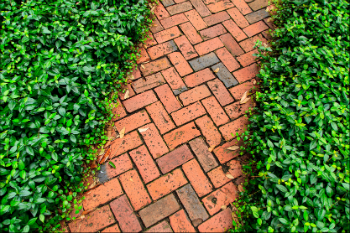 How To Lay Pavers Brick Patio Stone And Stone Pavers Diy Guide