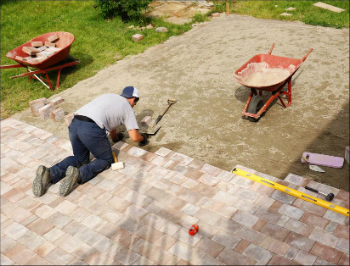 How To Lay Pavers, Brick, Patio Stone and Stone Pavers - DIY Guide