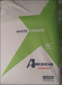 American White Cement