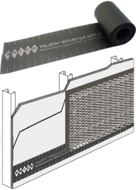 Stucco Lath Paper Starter Strip