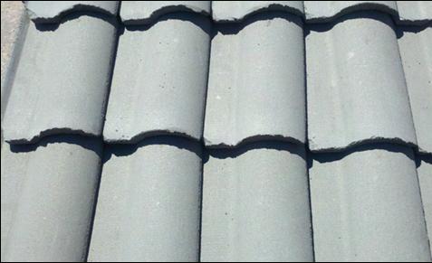Duntext Spanish S Roof Tile 1