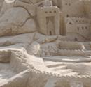 play sand castle