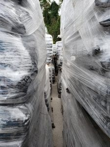 hurricane sand bags
