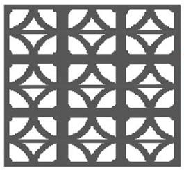 hidden circle block
