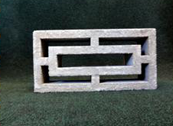 double rectangle screen block
