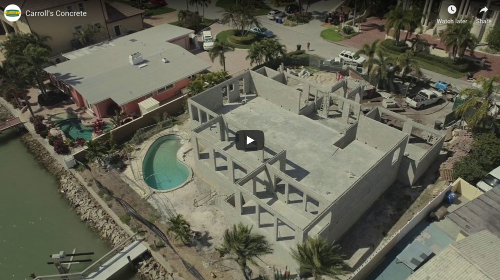 Carroll's Building Materials: Concrete, Building and