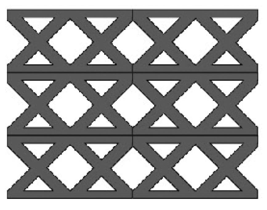 dos equis pattern block