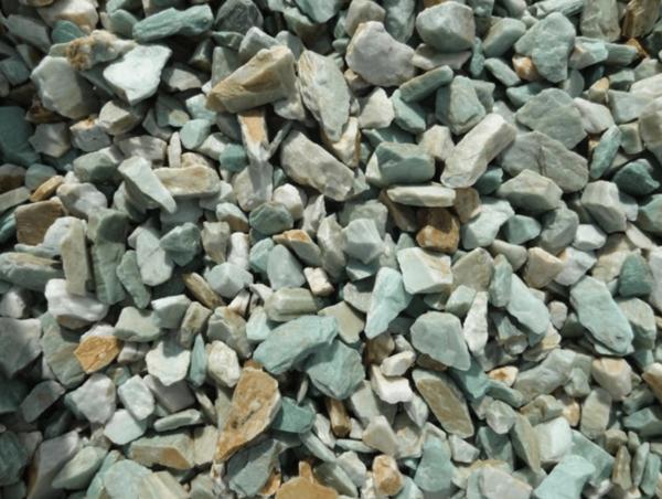 Coastal Caribbean Green Stone