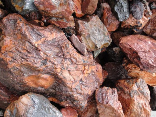 cedar bark stone